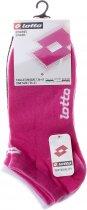 Набор носков Lotto 13511214-1 36-41 3 пары Черный/Розовый/Белый (3349600155510) - изображение 2