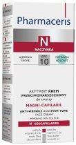 Активный крем против морщин для лица Pharmaceris N Magni-Capilaril SPF10 50 мл (5900717152519) - изображение 2