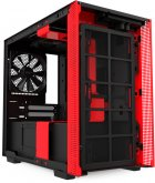 Корпус NZXT H210i Black-red (CA-H210i-BR) - зображення 10