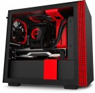 Корпус NZXT H210i Black-red (CA-H210i-BR) - зображення 13