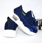 Кроссовки для мальчиков YTop BL2269-19 31 19.5см синий - изображение 2