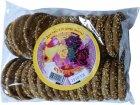 Упаковка печенья Ржищев овсяного с кунжутом 500 г х 2 шт (4820007054631) - изображение 2