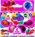 Набор теста для лепки Lovin'Do Твои вкусности + Набор теста для лепки ассорти 4 цвета с глиттер 20 г (41065) - изображение 5