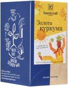 Чай Sonnentor с пряностями органический Золотая куркума с имбирем и кардамоном 18 пакетиков (9004145025172) - изображение 2