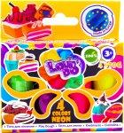 Набор теста для лепки Lovin'Do Ассорти 9 цветов Арома + Ассорти 4 цвета с глиттером 20 г + 4 цвета Неон 20 г (41081) - изображение 4
