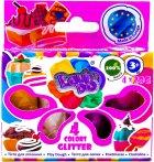 Набор теста для лепки Lovin'Do Ассорти 9 цветов Арома + Ассорти 4 цвета с глиттером 20 г + 4 цвета Неон 20 г (41081) - изображение 6