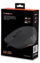 Мышь Real-El RM-295 USB Black (EL123200031) - изображение 10