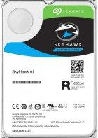 "Жорсткий диск Seagate SkyHawk Al HDD 8TB 7200rpm 256MB ST8000VE000 3.5"" SATAIII - зображення 1"