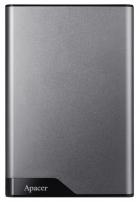 Жорсткий диск, Накопичувач (HDD) Apacer AC632 1TB (AP1TBAC632A-1) USB 3.1 Gray - зображення 1