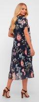 Платье VLAVI Катаисс 1193215 52 Синее (11932152) - изображение 4