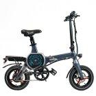 Електровелосипед Zhengbu D8 Matt Series Gray - зображення 2