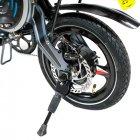 Електровелосипед Zhengbu D8 Matt Series Gray - зображення 3