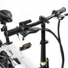 Електровелосипед Zhengbu D6 White - зображення 5