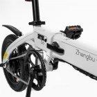 Електровелосипед Zhengbu D6 White - зображення 13