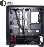 Корпус QUBE QBR09 Black (QBR09_WRNU3) - изображение 10