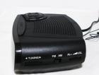 Настільний годинник з радіоприймачем VST 906 Чорні з зеленим підсвічуванням - зображення 3