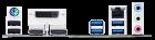 Материнська плата Asus TUF Gaming B460M-Plus (s1200, Intel B460, PCI-Ex16) - зображення 3