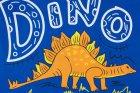 Лонгслив для мальчика Dino 27 KIDS (140) Синий (52739) - изображение 3