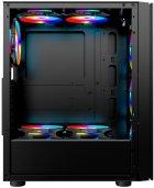 Корпус 1STPLAYER B7-R1 Color LED Black - изображение 5