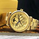Годинники наручні Forsining 8177 All Gold 1059-0011 - зображення 2