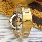 Годинники наручні Forsining 8177 All Gold 1059-0011 - зображення 3