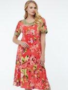Плаття All Posa Сандра 100164 50 Теракотове - зображення 1