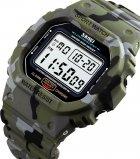 Чоловічий годинник Skmei 1471BOXGC Green Camouflage BOX - зображення 2