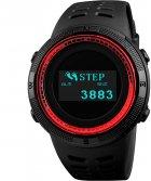 Мужские часы Skmei 1360BOXRD Red BOX - изображение 1