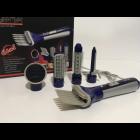 Воздушный стайлер, фен для укладки волос 6 в 1 Gemei GM-4834 (00199) - зображення 2