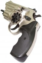 """Револьвер флобера Zbroia PROFI-3"""" (сатин / пластик) - изображение 5"""