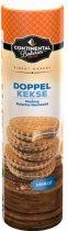 Двойное печенье Continental Bakeries с наполнителем какао крем 500 г (8710445016963) - изображение 1