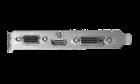 Відеокарта Asus GeForce GT 710 1GB GDDR5 (32bit) (954/5012) (VGA, DVI, HDMI) (GT710-SL-1GD5-BRK) - зображення 2