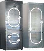 Двухкамерный холодильник BEKO RCNA406E35ZXB - изображение 14