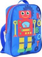 Рюкзак детский Yes K-18 Robot 24.5x17x6 (554750) - изображение 1
