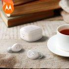 Навушники Motorola Verve Buds 100 White TWS (SH052 WH) - зображення 9