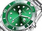 Часы Yolako Кварцевые мужские Зеленый (1007-062-02) - изображение 2