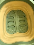 Массажер-ванная Footbath Massager 00082 для ног, зеленый - изображение 2