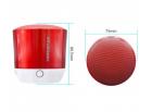 Бездротова колонка HOPESTAR H9 з мікрофоном + Bluetooth 3.0 вбудованим радіо 3 Вт Червона (11339) - зображення 3