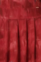 Платье VLAVI Лорен 1189239 54 Акварель Бордо (11892394) - изображение 9