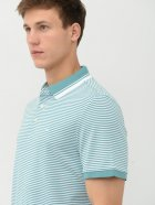 Рубашка-поло Michael Kors CU05JGJ8GF-374 XXL (0194391093076) - изображение 4