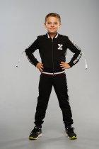 Спортивный костюм Tiaren Halen 146 см Черный - изображение 2
