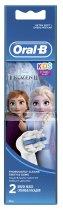 Насадки до електричної зубної щітки ORAL-B BRAUN Kids Disney Frozen 2 (4210201154730) - зображення 3