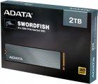 ADATA Swordfish 2TB M.2 2280 PCIe Gen3x4 3D NAND TLC (ASWORDFISH-2T-C) - изображение 6