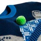 Светер Cool Club 140 см синьо-сірий - изображение 2