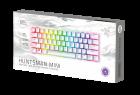 Клавіатура дротова Razer Huntsman mini Mercury Edition Purple Switch ENG (RZ03-03390300-R3M1) - зображення 8