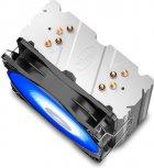 Кулер DeepCool Gammaxx 400 V2 Blue - изображение 4