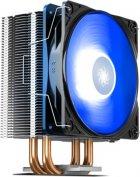 Кулер DeepCool Gammaxx 400 V2 Blue - изображение 7