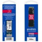 Накопичувач SSD 256GB GOODRAM PX500 M. 2 2280 PCIe NVMe 3.0 x4 3D TLC (SSDPR-PX500-256-80) - зображення 3