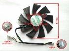 Вентилятор Apistek для відеокарти Zotac Mini GA92S2H (FD9015U12S) (№169.2) - зображення 3