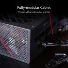 Блок питания ASUS ROG Strix 850W Gold PSU (ROG-STRIX-850G) - изображение 8